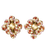 Louis Vuitton 1001 Nights Clip Earrings