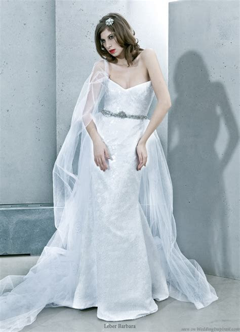 Léber Barbara Wedding Dresses   Wedding Inspirasi