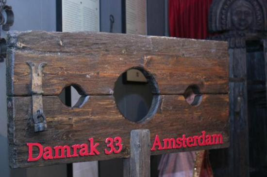 Museum of Medieval Torture Instruments: Photo moment
