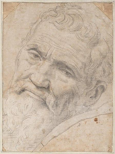 File:Michelango Portrait by Volterra.jpg