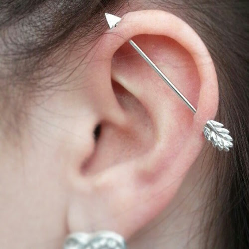 How Much Does An Industrial Piercing Hurt