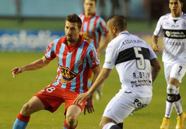 Arsenal de Sarandí vs Gimnasia La Plata