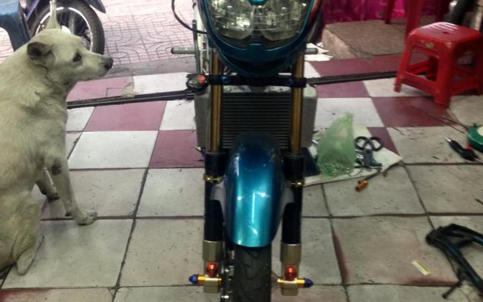 Download Koleksi 57 Modifikasi Motor Honda Nova Terbaru Dan