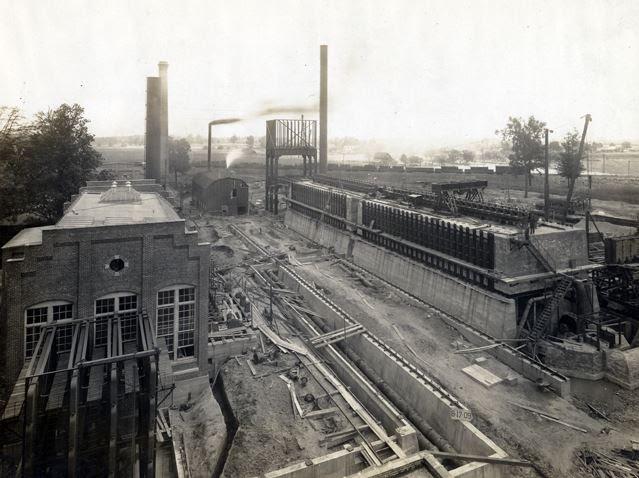 Indianapolis Coke Plant © 2015 sublunar