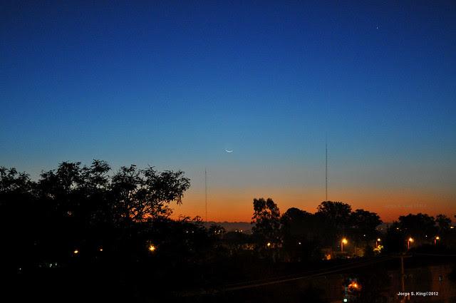 Luna nueva 20/06/2012