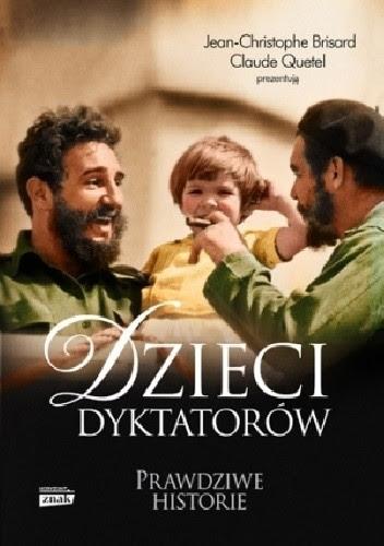 Okładka książki Dzieci dyktatorów