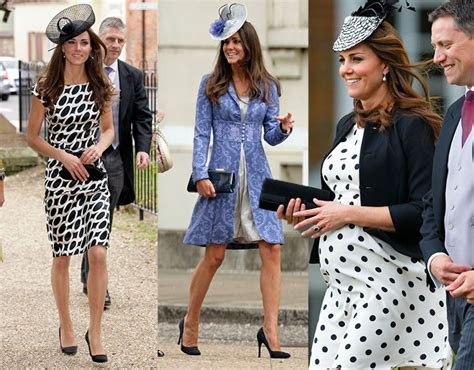 The Duchess of Cambridge's wedding guest style in pictures