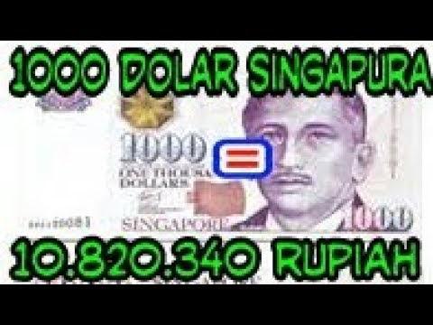 Download Wallpaper 1000 Dollar Singapore Berapa Rupiah