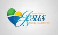 Cante na Marcha para Jesus do Rio de Janeiro