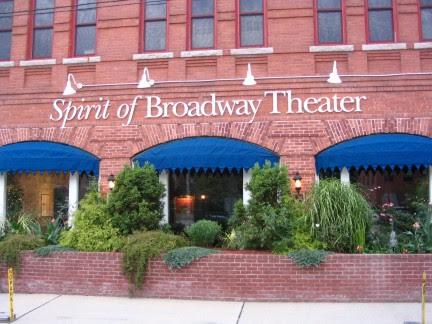 Spirit of Broadway Theatre