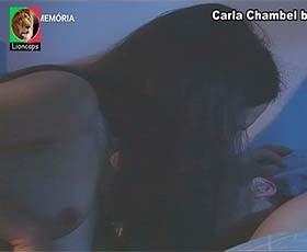 Carla Chambel nua na novela Lusitana Paixão e na serie João Semana