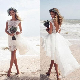 Best 25  Tropical wedding dresses ideas on Pinterest
