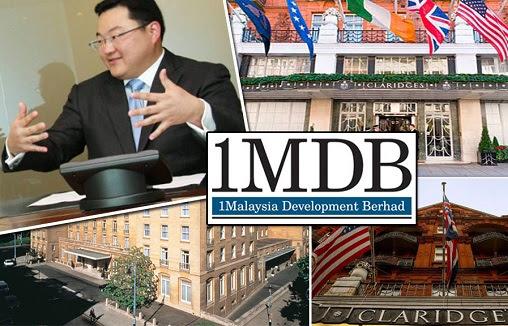 Jika 1MDB fitnah mengapa duit dipulangkan?