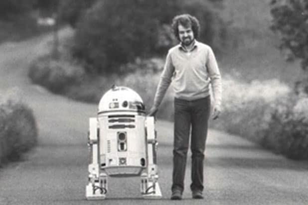 IMG TONY DYSON, Creaor of Star Wars