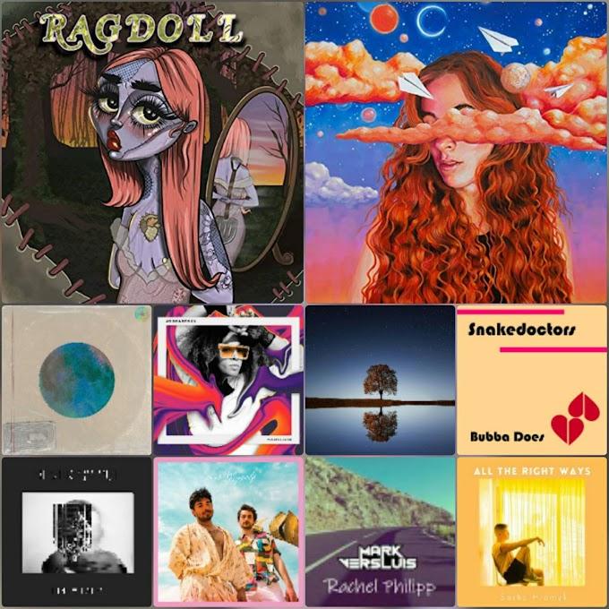 M.S SINGLES #7.2: 15th Bend, Elise, Zoë Zohar, Finch Faux, Sun Affair e mais passando por vertentes do Rock/Blues, Indie, Dance/Disco e Hip-Hop