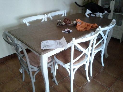 Mesa De Comedor Leontine