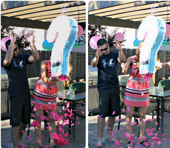 25 Gender Reveal Party Ideas Craft