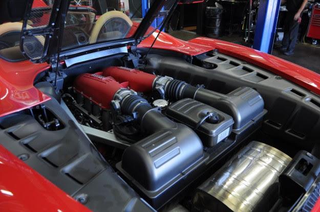 Chicagoland Ferrari Service  F430  Car Repair, \u0026 Performance  Fluid MotorUnion  2108 W