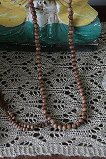 Altar Cloth, Stitch Detail