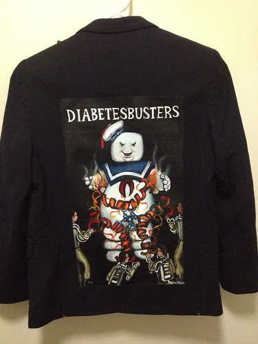 """DIABETESBUSTERS"" for Isaac Holliday"