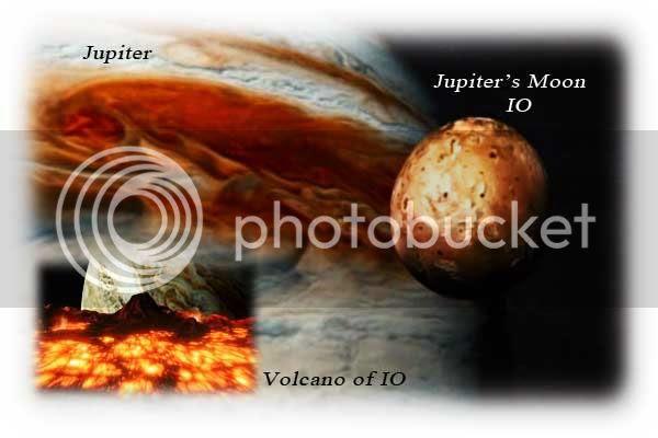 Volcano of IO
