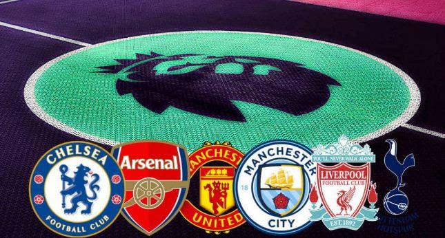 Enam Besar Liga Inggris