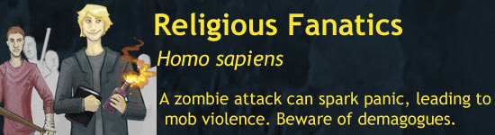Religious Fanatics