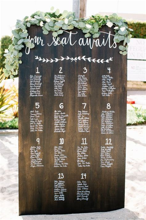 25  Best Ideas about Seating Charts on Pinterest   Seating