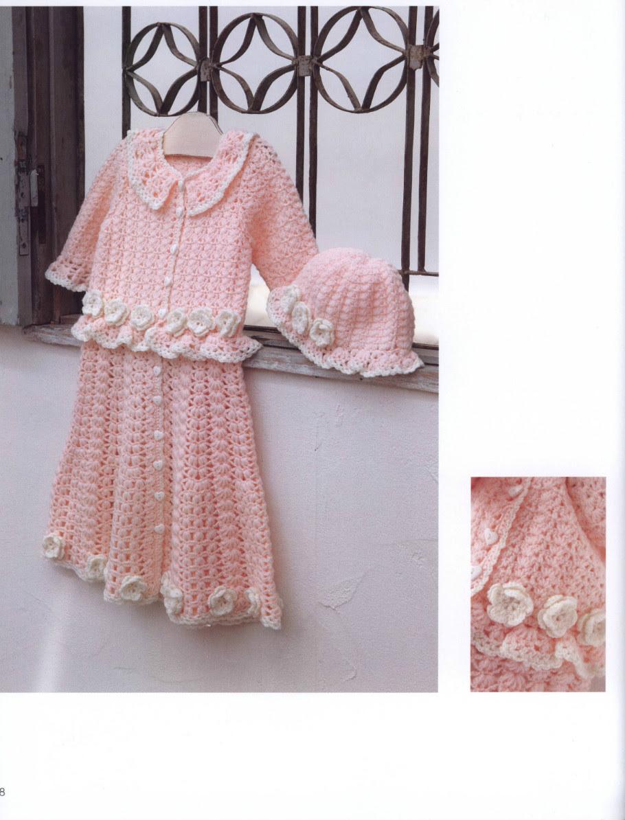 Crochet Baby Wears Vol 5 - 紫苏 - 紫苏的博客