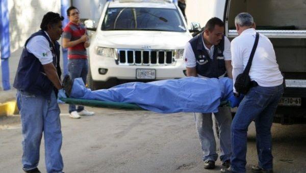 Mexican city councilman Feliciano Garcia Fierros gunned down in the city of Tlaquepaque on Saturday.