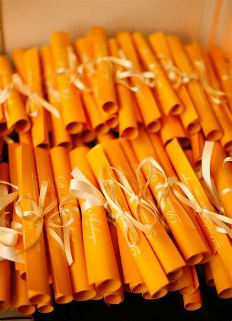 Types of Paper for Wedding Programs