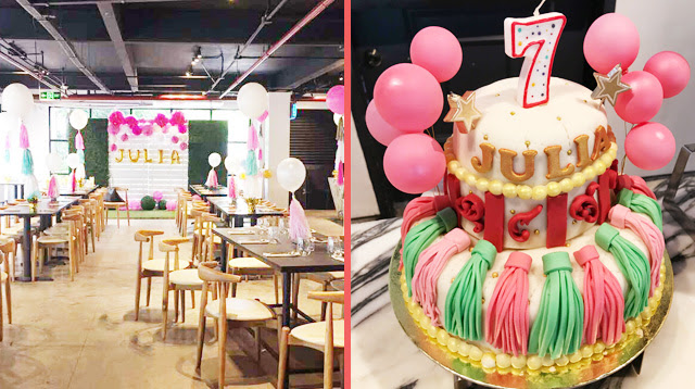 7th Birthday Party Directory Check Out The Venue And Cake Sp