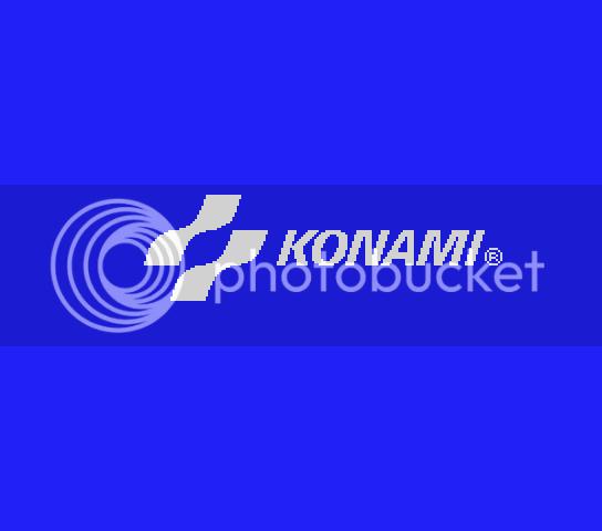 Portada Konami