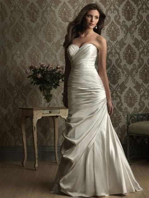 108 best Fit & Flare Wedding Dress images on Pinterest