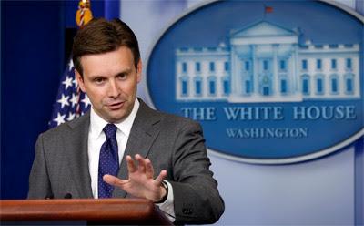 El oprtavoz de la Casa Blanca, Josh Earnest.