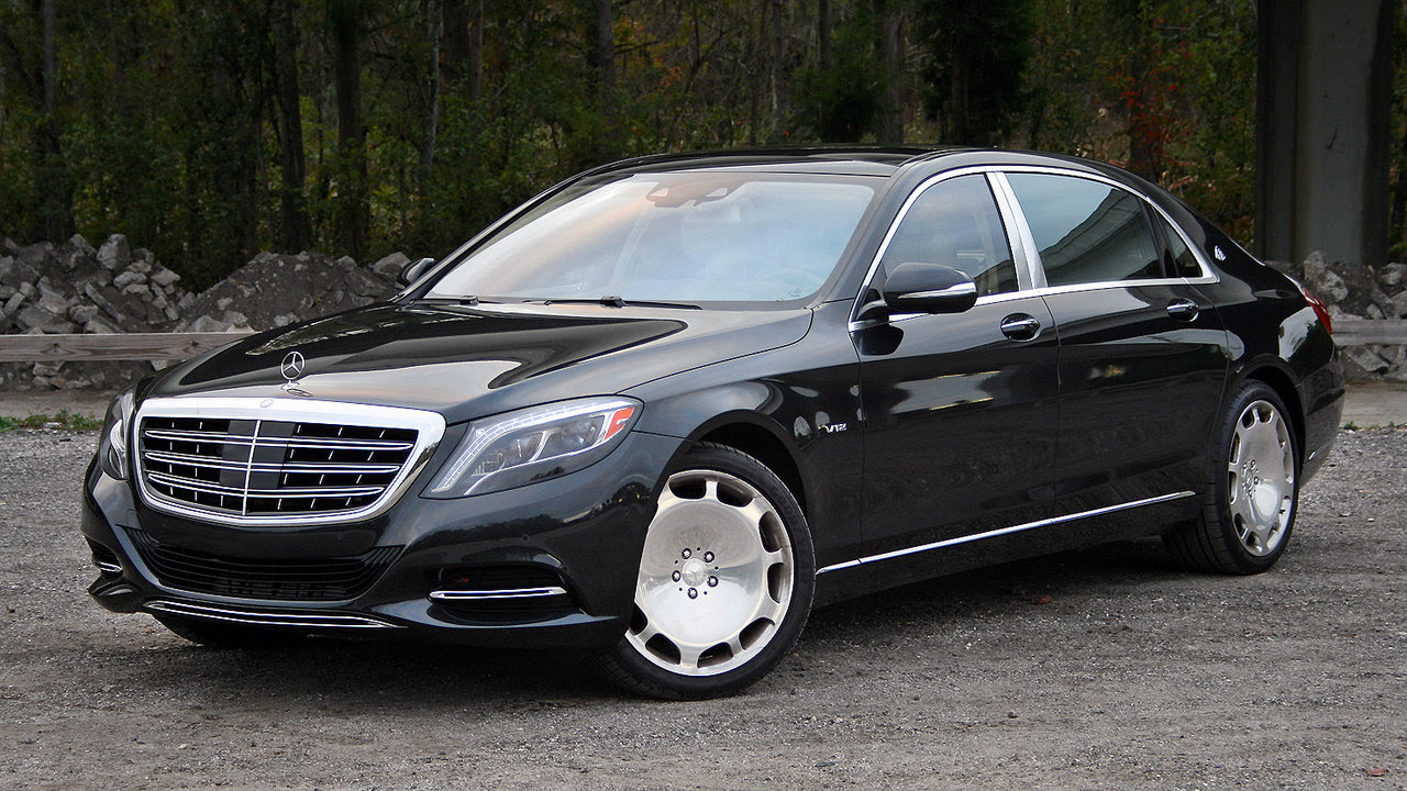 2016 Mercedes-Maybach S600 - Driven - Picture 662823 | car ...