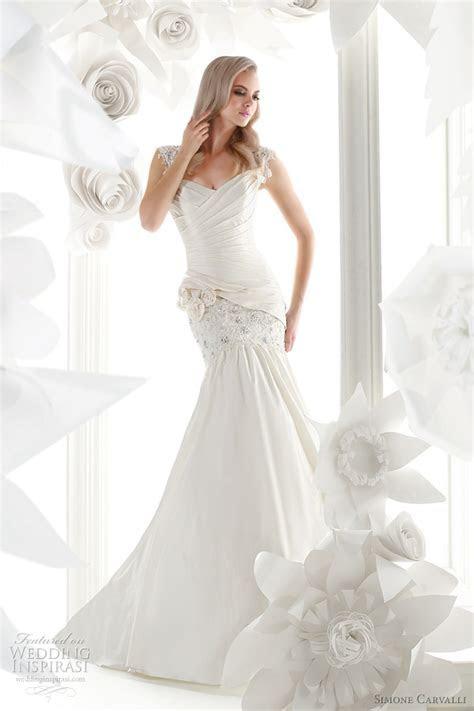 Simone Carvalli Spring 2012 Wedding Dresses   Wedding