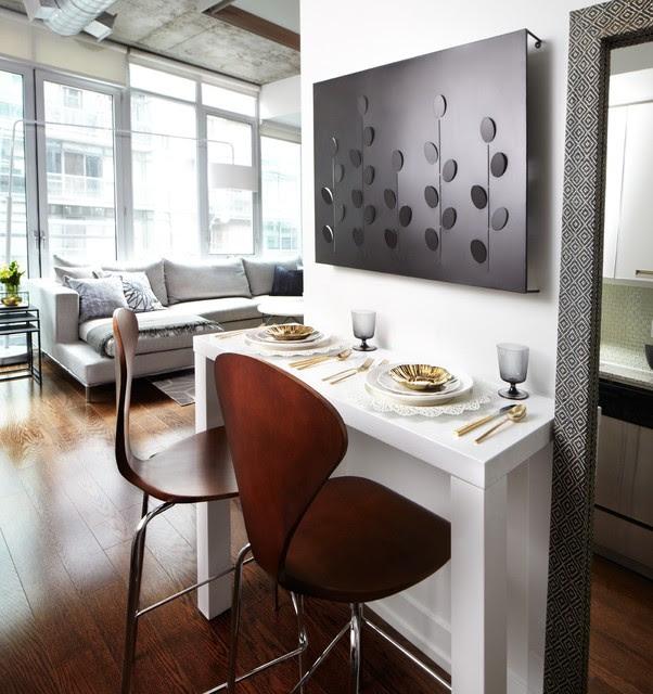 Greenberg Suite, Condo Design, Interior Design Toronto