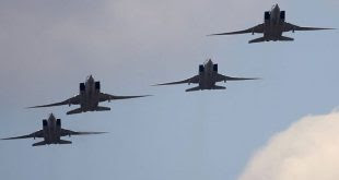 Russian aircraft-warplane-bombers
