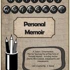 Writing A Personal Memoir - A Writing Workshop Unit