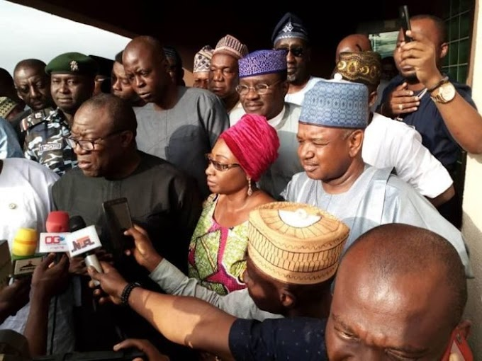 Fayemi Speaks After Governorship Election Victory In Ekiti