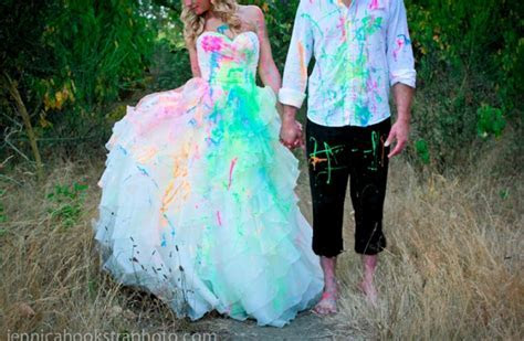 20 Awesome Trash the Dress Wedding Photos