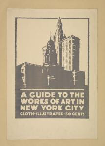 A guide to the works of art in... Digital ID: 1543329. New York Public Library