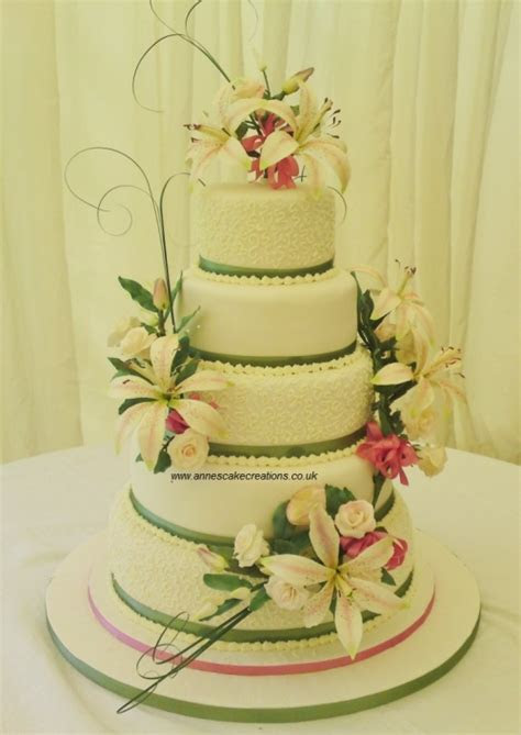 Annes Cakes For All Occasions, Cake Makers In Sudbury