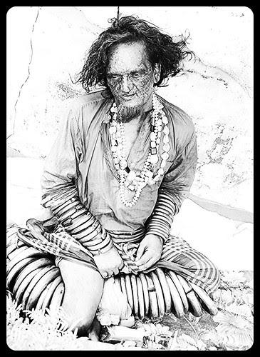 Zanjirwale Bawa Welded in Steel Chains by firoze shakir photographerno1