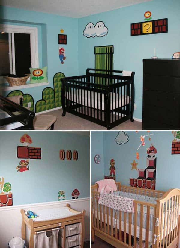 22 Simply Splendid Decor Baby Nursery Ideas to Consider ...