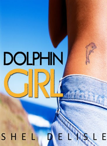 Dolphin Girl by Shel Delisle