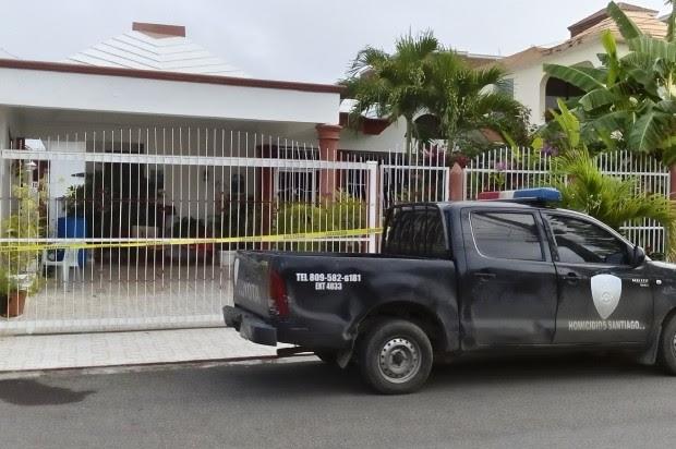 SANTIAGO: Desconocidos estrangulan anciana presuntamente para robarle