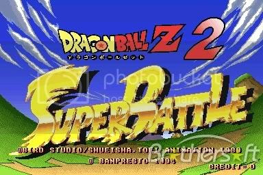 Dragon Ball Z - 2 Road Battle