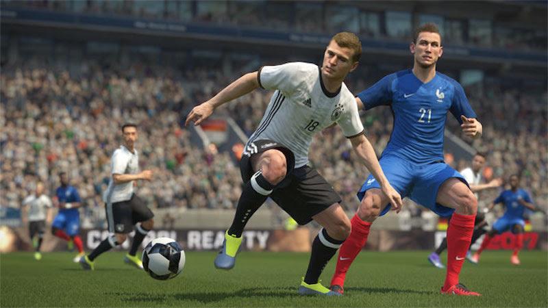 Pro Evolution Soccer 2017 Announced